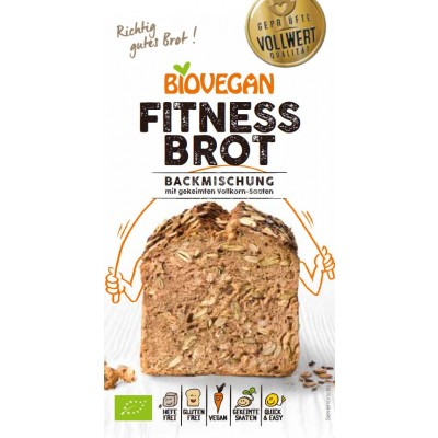 Bio Vegan Broodmix Fitness