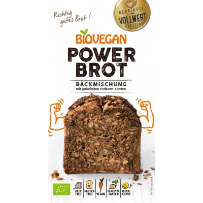 Bio Vegan Broodmix Power