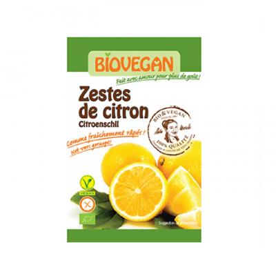 Bio Vegan Citroenschil