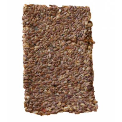 Biobites Lijnzaad Crackers Italian 30 gram