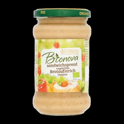 Bionova Sandwichspread Groenten