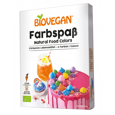 Bio Vegan Kleurenpret