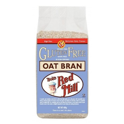 Bob's Red Mill Oat Bran (Haverzemelen)