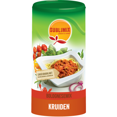 Sublimix Bolognese mix