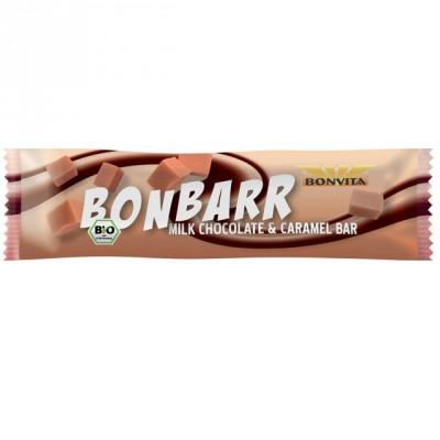 Bonvita Bonbarr Melkchocolade & Karamel