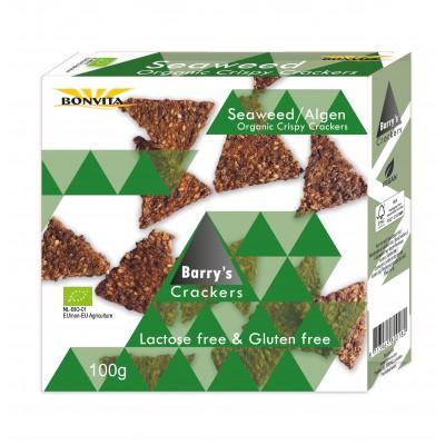 Bonvita Barry's Crackers Zeewier