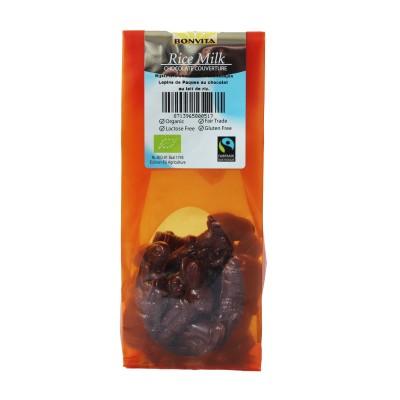 Bonvita Rijstmelk Chocolade Paashaasjes