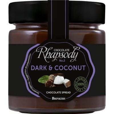 Brinkers Chocoladepasta Puur & Kokos