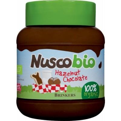 Brinkers Nuscobio Hazelnootpasta