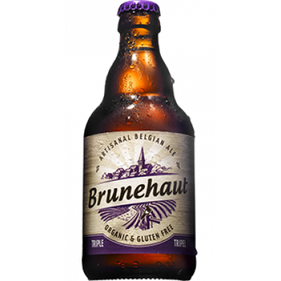 Brunehaut Tripel Bier