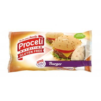 Proceli Hamburgerbroodjes (2 stuks)