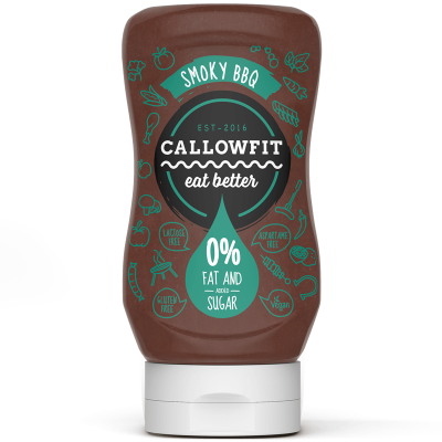 Callowfit Smoky BBQ Sauce