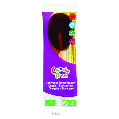 Candy Tree Cassis Lolly (enkel)