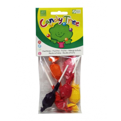 Candy Tree Vruchtenmix Lolly's