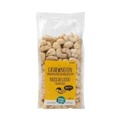 Terrasana Cashewnoten 250 gram
