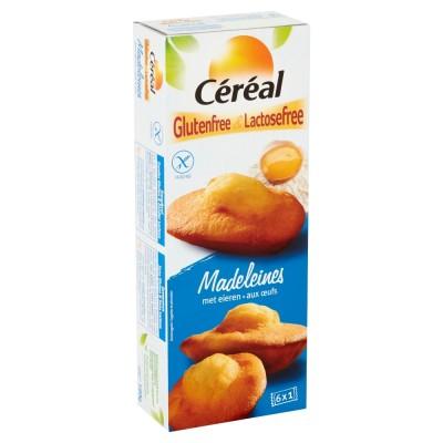 Céréal Madeleines