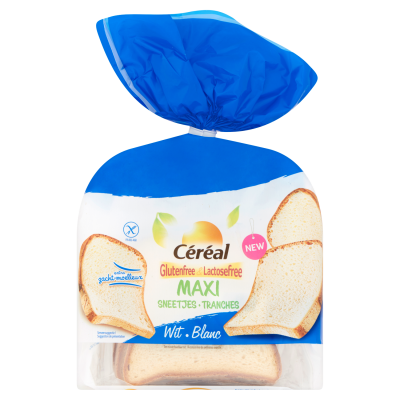 Céréal Maxi Brood Wit