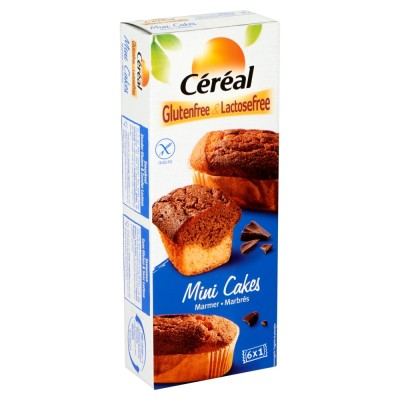 Céréal Mini Marmercakes