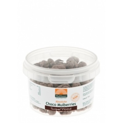 Mattisson Choco Mulberries 150 gram