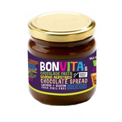Bonvita Choco Pasta Rijstmelk
