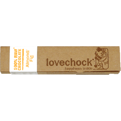 Lovechock Chocoladereep Almond/Fig