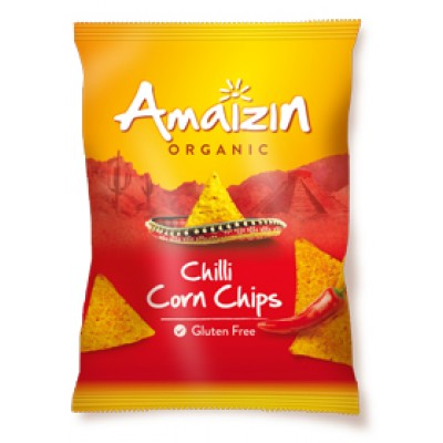Amaizin Corn Chips Chilli