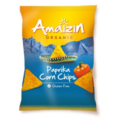Amaizin Corn Chips Paprika