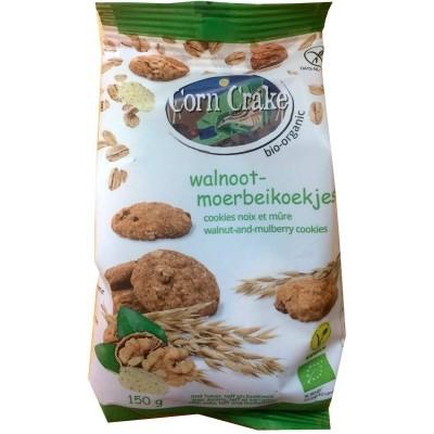 Corn Crake Walnoot Moerbeikoekjes
