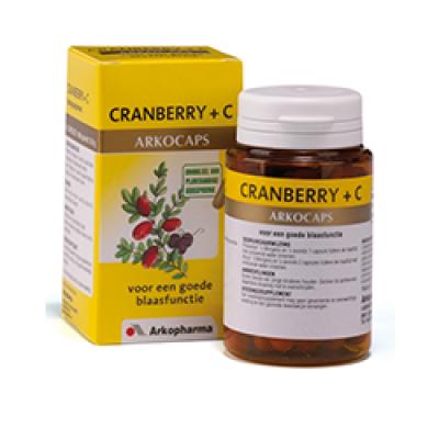 Arkopharma Cranberry +C 45 Capsules