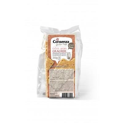 Consenza Crackers Meergranen