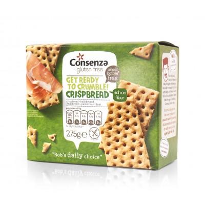 Consenza Knackebrood