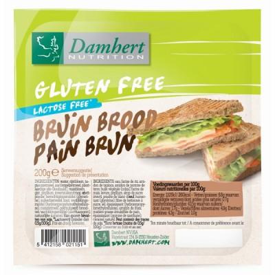 Damhert Bruin Brood