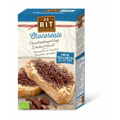De Rit Chocoladehagelslag Melk