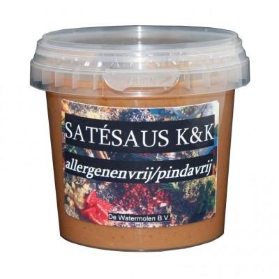 De Watermolen Satesaus Pindavrij Kant & Klaar