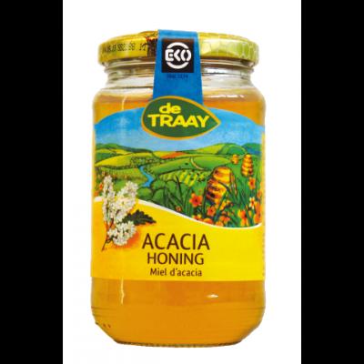 De Traay Acacia Honing Biologisch 900 gram