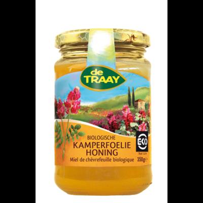 De Traay Kamperfoelie Honing Biologisch