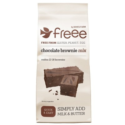 Doves Farm Chocolade Brownie Mix