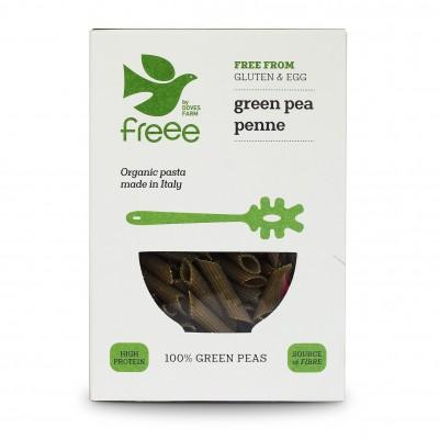Doves Farm Groene Erwten Penne