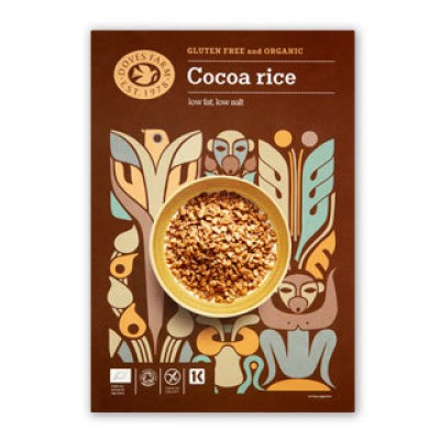 Doves Farm Cocoa Rice