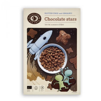 Doves Farm Chocolate Stars