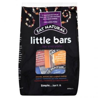 Eat Natural Little Bars
