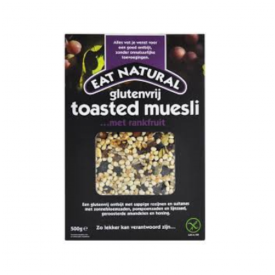 Eat Natural Toasted Muesli Rankfruit
