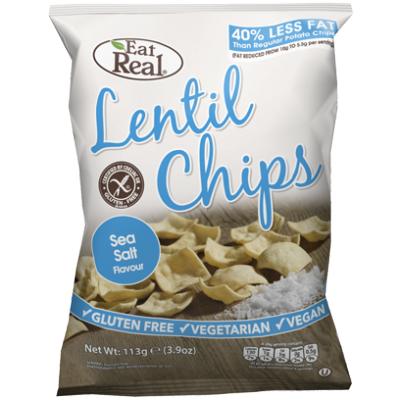 Eat Real Linzen Chips Zeezout