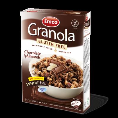 Emco Granola Chocolate & Almonds