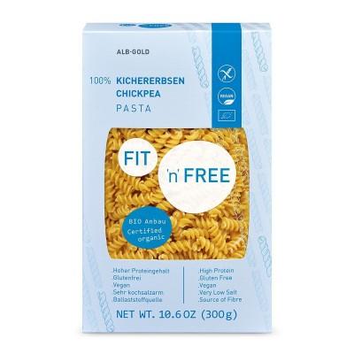 Fit 'n Free Kikkererwten Pasta
