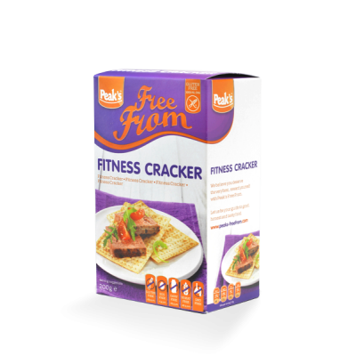 Peak's Fitness Cracker