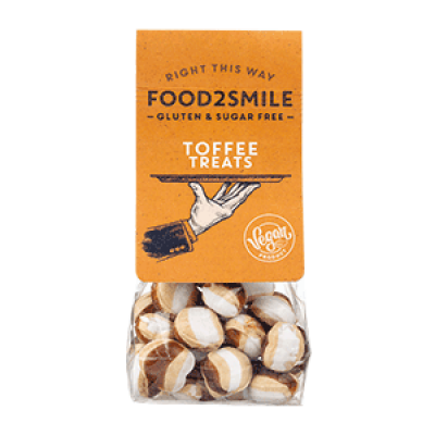 Food2Smile Toffee Treats