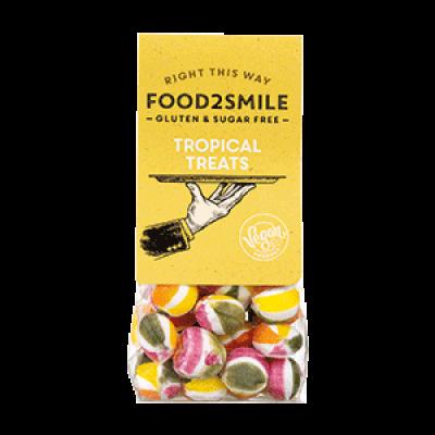 Food2Smile Tropical Treats