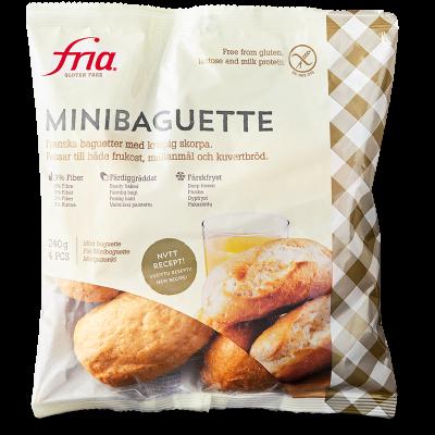 Fria Minibaguette Wit