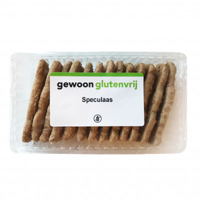 Gewoon Glutenvrij Speculaas